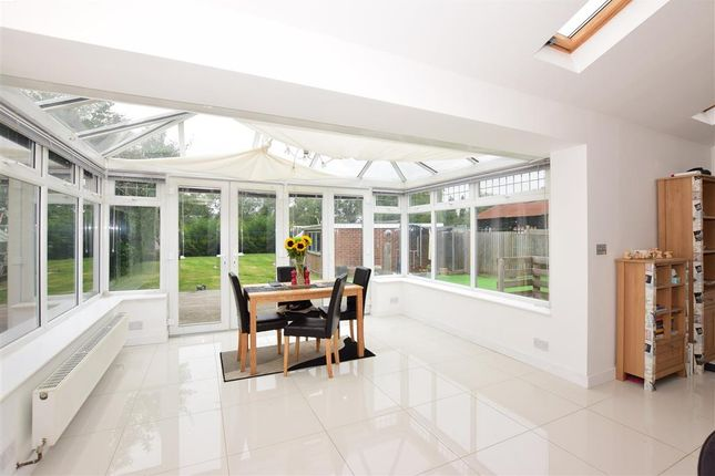 Thumbnail Detached bungalow for sale in Arterial Road, Wickford, Essex