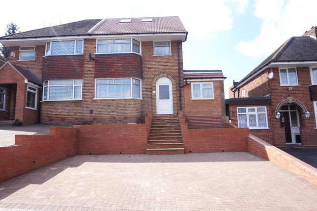 4 bed semi-detached house for sale in Millfield Road, Birmingham