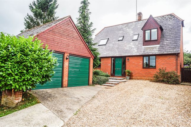Thumbnail Detached house for sale in Old Forge Close, Tingewick