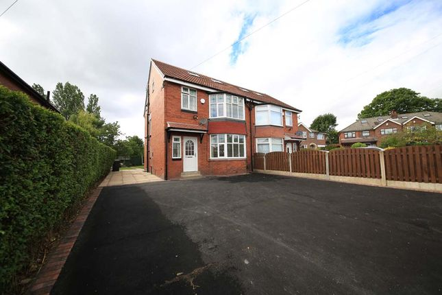 Thumbnail Semi-detached house to rent in Talbot Rise, Leeds
