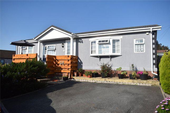 2 bed bungalow for sale in Hill Farm Park, Pembroke Dock, Pembrokeshire SA72