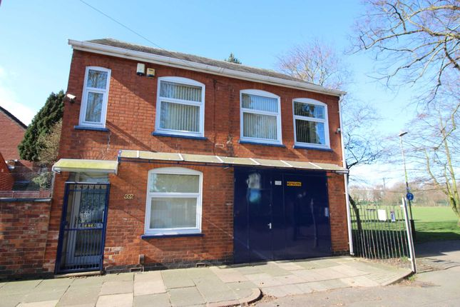 Thumbnail Detached house for sale in Harrison Road, Leicester