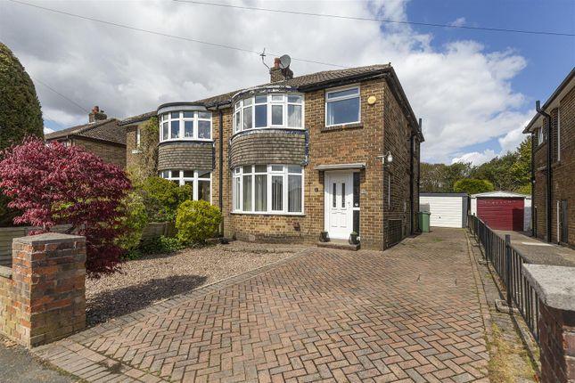 3 bed semi-detached house for sale in Mount Avenue, Mount, Huddersfield HD3