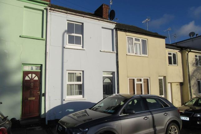 2 bed terraced house to rent in Albert Street, Newtown, Exeter