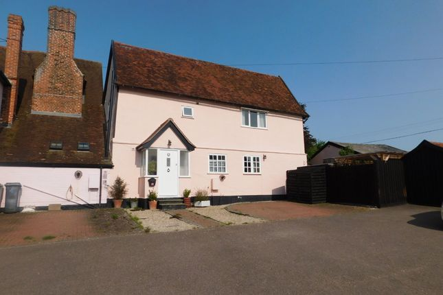 Cottage for sale in Sheepcote Place, Stowupland, Stowmarket