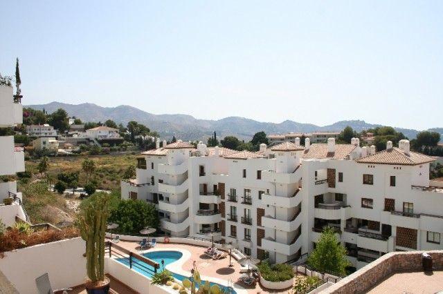 View To Pool of Spain, Granada, Almuñecar, La Herradura
