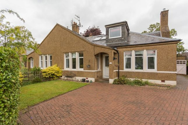 Thumbnail Semi-detached bungalow for sale in 3 Corstorphine House Avenue, Edinburgh