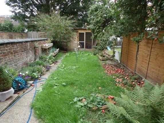 Rear Garden of Crompton Street, Derby, Derbyshire DE1