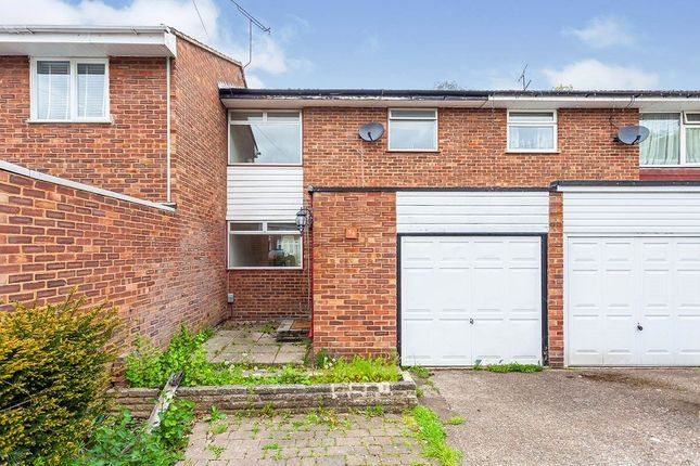 Thumbnail Terraced house to rent in Peregrine Close, Watford