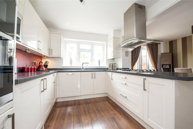 Thumbnail Detached house for sale in Darby Gardens, Higham, Kent