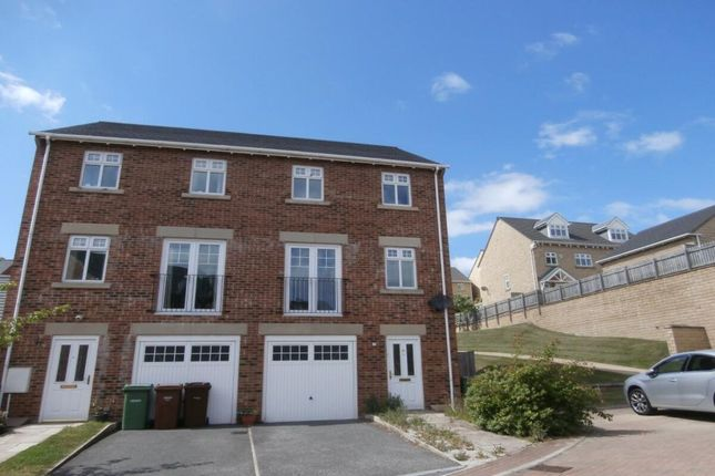 Semi-detached house to rent in Bloomingdale Court, Woolley Grange, Barnsley