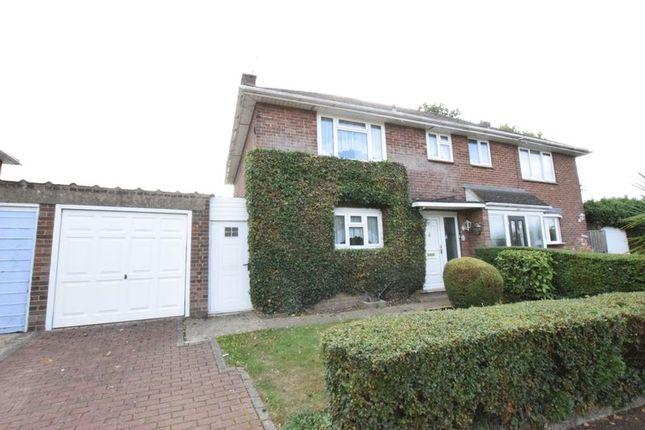 Thumbnail Semi-detached house for sale in Seymour Crescent, Hemel Hempstead Industrial Estate, Hemel Hempstead