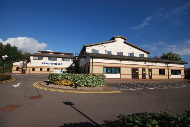 Thumbnail Office to let in Cleppa Park, Newport