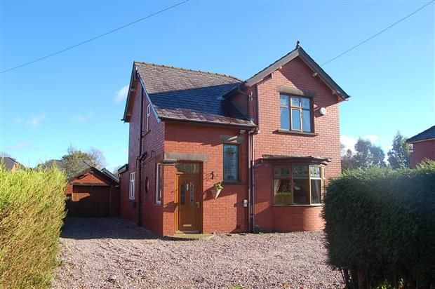 Thumbnail Property to rent in Preston Road, Whittle-Le-Woods, Chorley