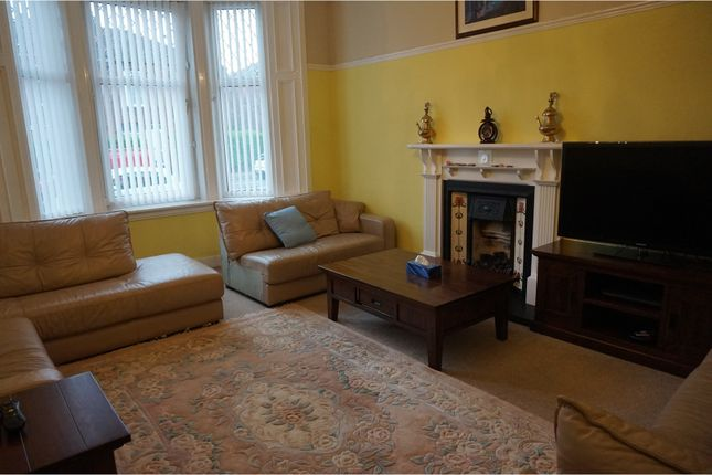 Thumbnail Terraced house to rent in Crow Road, Glasgow