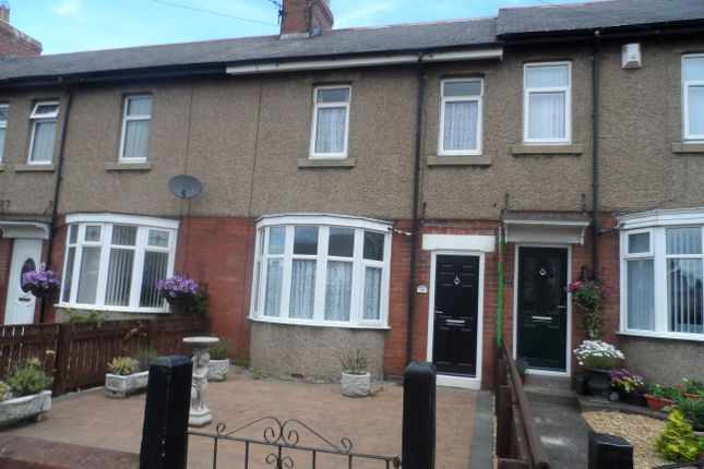 Thumbnail Terraced house to rent in Wansbeck Business Park, Rotary Parkway, Ashington