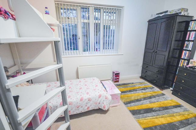 Bedroom Three of New Forest Road, Brooklands, Manchester M23