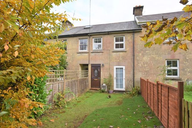 2 bed terraced house for sale in Bainsbury View, Stratton-On-The-Fosse, Radstock BA3