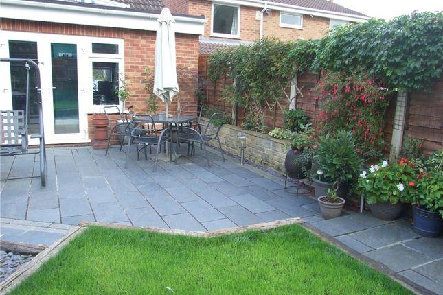 Garden of Freesia Close, Mickleover, Derby DE3