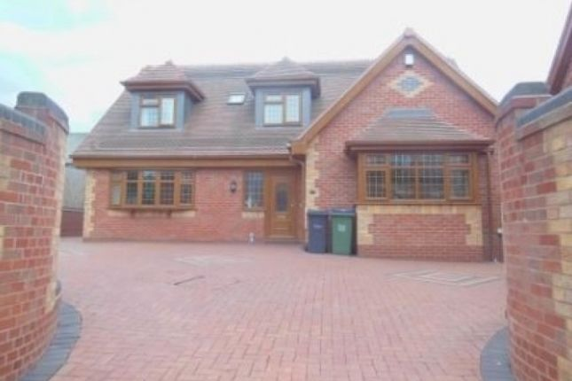 Thumbnail Detached house to rent in Dudley Street, West-Bromwich, West-Midlands