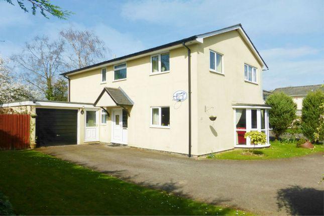 Thumbnail Detached house for sale in Burcot Park, Burcot, Abingdon