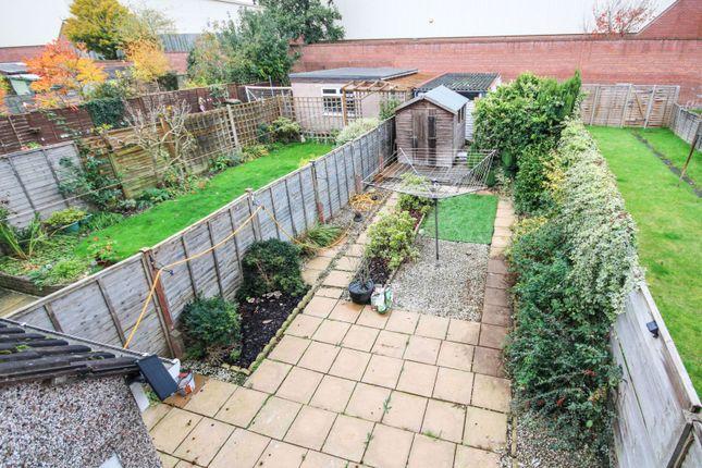 Rear Garden of Torrington Avenue, Coventry CV4