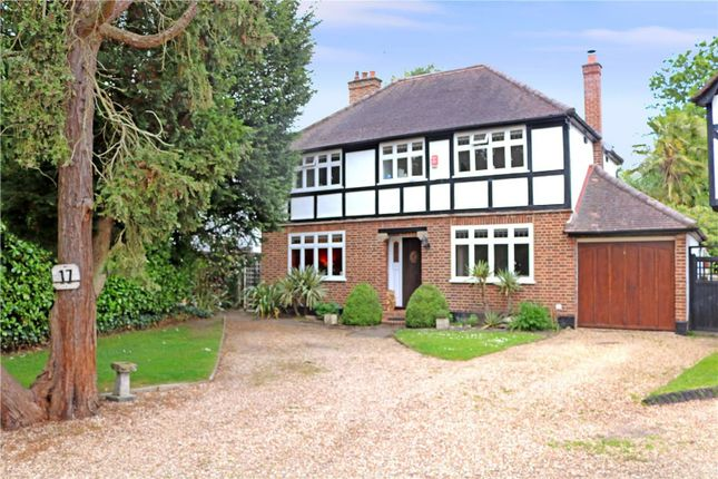 Thumbnail Detached house for sale in Moss Lane, Pinner