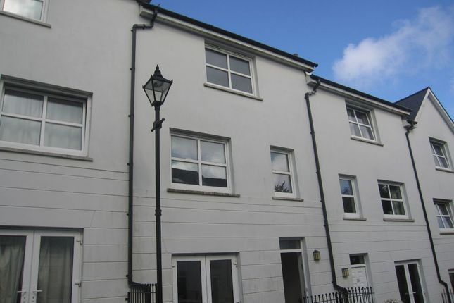 Thumbnail Terraced house for sale in Kensington Gardens, Haverfordwest, Pembrokeshire