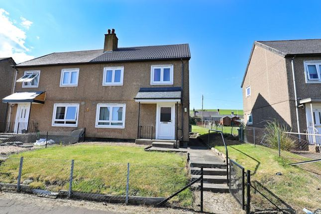 Thumbnail Semi-detached house for sale in Mina Crescent, Kinglassie, Lochgelly