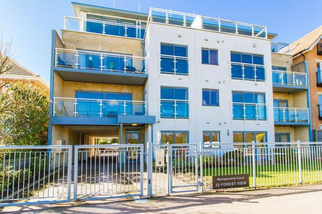 Thumbnail Flat for sale in Montgomerie Court, Forest View, Chingford