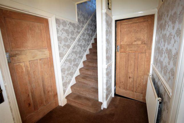 Hallway of Porth-Y-Castell, Barry CF62