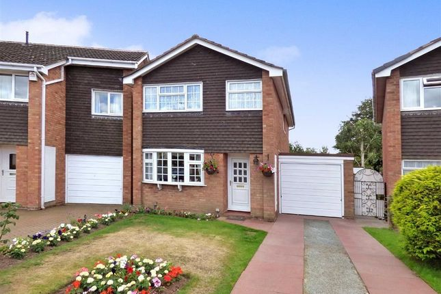 Detached house for sale in Beech Drive, Shifnal, Shropshire