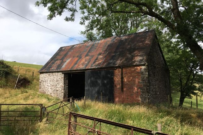 Thumbnail Barn conversion for sale in ., Llywel, Brecon