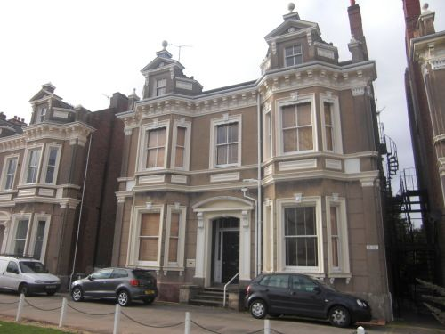 Thumbnail Property to rent in Room 12, Kent House, Clarendon Place, Leamington Spa