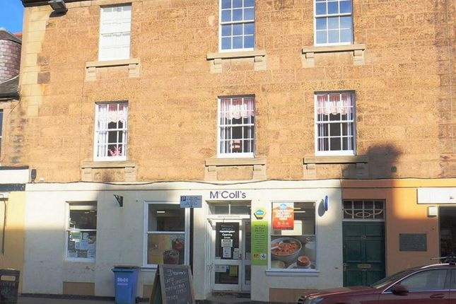 Thumbnail Retail premises for sale in Haddington, East Lothian