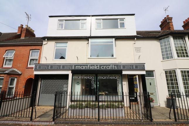 Thumbnail Retail premises for sale in 24 & 24A Griffith Street, Rushden, Northamptonshire