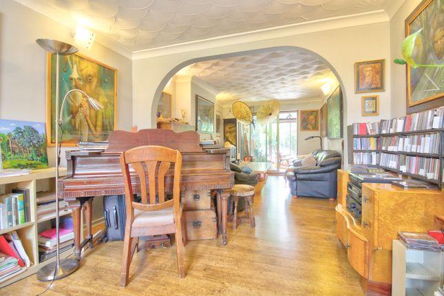 Thumbnail Semi-detached house for sale in Elfleda Road, Cambridge