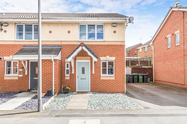 2 bed end terrace house for sale in Burton Grove, Cradley Heath