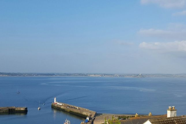 Thumbnail Detached house for sale in The Bowjey Hill, Newlyn, Penzance