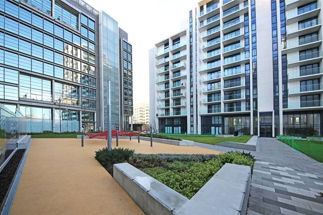 Thumbnail Flat for sale in Pienna Apartments, 2 Elvin Gardens, Wembley