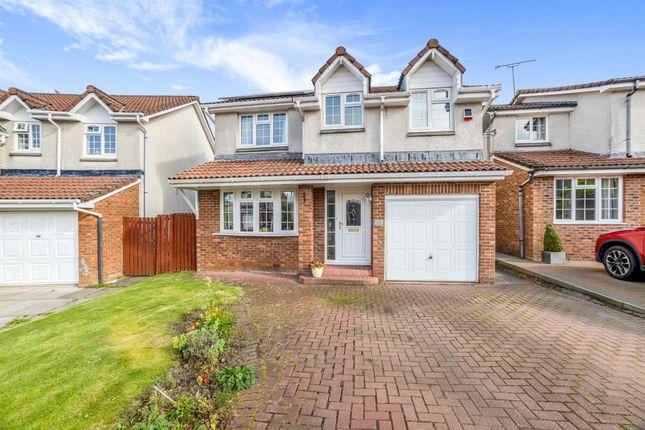 Thumbnail Detached house for sale in Myreton Drive, Bannockburn, Stirling