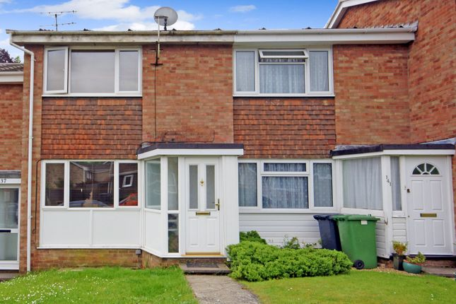 Thumbnail Terraced house to rent in Wooteys Way, Alton