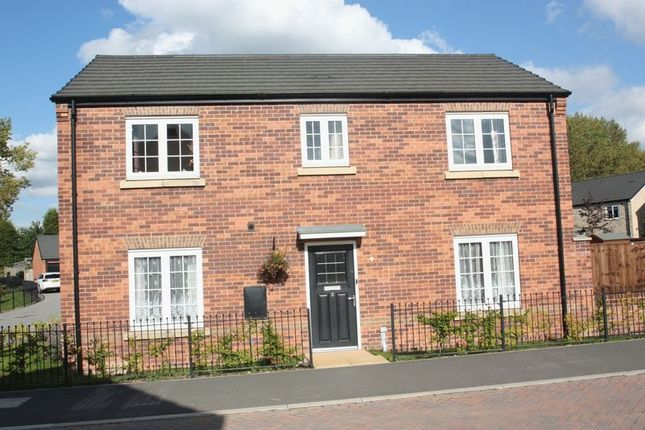 Thumbnail Detached house for sale in Blenheim Way, Cutsyke, Castleford