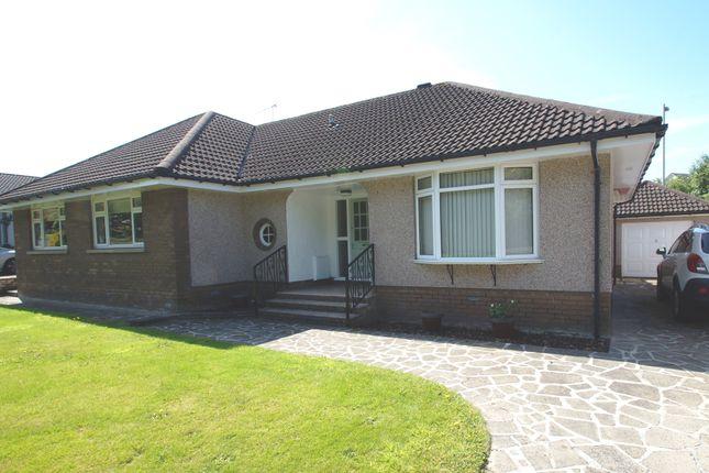Thumbnail Detached bungalow for sale in Crossdykes, Kirkintilloch