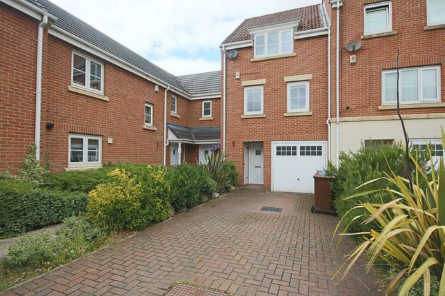 Thumbnail Town House For Sale In Baker Close Buckshaw Village Chorley