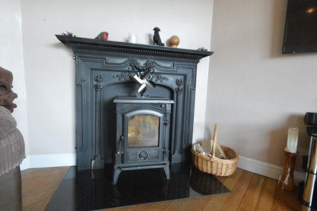 Log Burner of Stentaway Road, Plymouth, Devon PL9