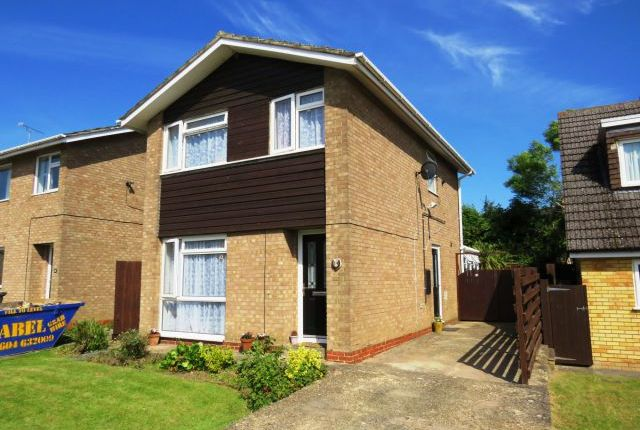 Thumbnail Detached house for sale in Robins Close, Hartwell, Northampton