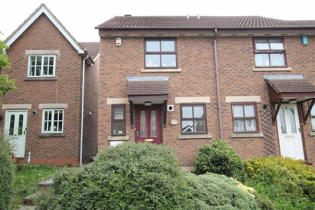 Thumbnail End terrace house for sale in Home Ground, Shirehampton, Bristol
