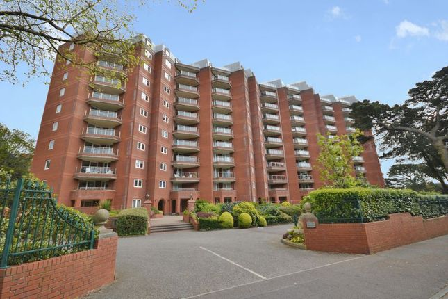 Thumbnail Flat for sale in Green Park, Manor Road, East Cliff, Bournemouth