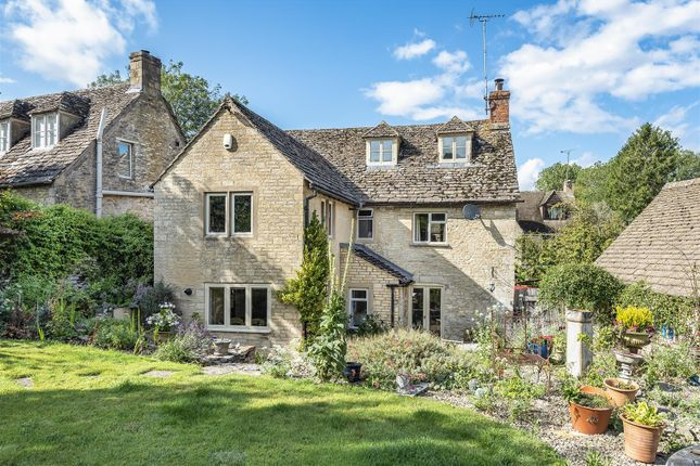 Thumbnail Semi-detached house for sale in Queen Street, Chedworth, Cheltenham
